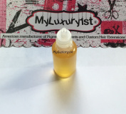 10 ml Pure Orange Essential Oil Clear Dropper Bottle