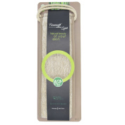 Rosemary 100% Natural Exfoliating Back Scrubber Bath Loofahs
