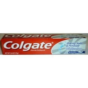 Colgate Toothpaste Whitening with Peroxide and Baking Soda Oxygen Bubbles Brisk Mint - 80ml Pack of 2