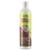 GroHealthy Shea & Coconut Moisture Rich Conditioner