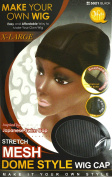 Mesh Dome Style Wig Cap Extra Large