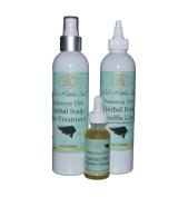 Beaucoup Hair Herbal Hair System Lite For Women