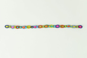 """Pink Pewter Authentic """"Camila"""" Multi Stretchband"""