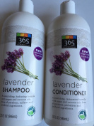Lavender Shampoo and Conditioner Set 950ml each