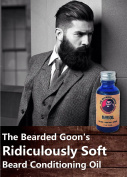 The Bearded Goon Beard Conditioning Oil