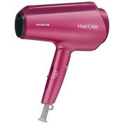 HITACHI Hair CRIE Plus Nano Ion Dryer Pink Topaz HD-NS800 P