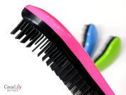 Pink Detangler Hair Brush