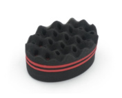 GEOOT Hair Twist Sponge Curling Nature Twisting,Long Lasting & Durable Best Choice for Barber & Home Use