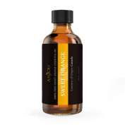 Anjou 100% Pure Orange Essential Oil, 2 fl oz/ 59 ml
