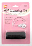 Weaving Set for Weaving and Extentions Black