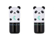 TONYMOLY Panda's Dream Brightening Eye Base + so Cool Eye Stick