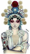 Wonbeauty best and high quality temporary tattoos Beautiful girl long lasting and realistic temporary tattoos