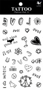 Wonbeauty best and high quality temporary tattoos Different designs for LOVE long lasting and realistic temporary tattoos