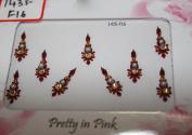 9 Pretty Good Looking Floral Bollywood Bindis