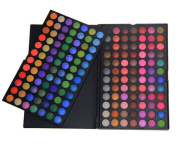 MELADY®Pro 168 Colour Eyeshadow Palette Eye shadow Makeup Sets