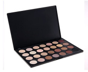 Etouji Cosmetics Professional 28 Colours Neutral Warm Eyeshadow Palette Eye Shadow