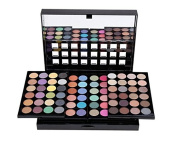 Etouji Professional Shimmer 78 Colours Eyeshadow Makeup Cosmetic Palette Eye Shadow