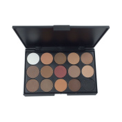 MELADY® Pro 15 Colour Eye Shadow Cosmetic Eyeshadow Makeup Palette