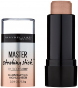 Maybelline New York Facestudio Master Strobing Stick Illuminating Highlighter, Medium Nude Glow, 5ml