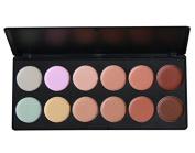 MELADY® Pro 10 Colour 12 Colour 20 Colour Foundation Concealer Camouflage Makeup Palette Contour Face Contouring Kit