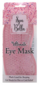 Spa Bella Ultimate Eye Mask Pink