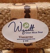 Unscented Goat Milk Bar Soap