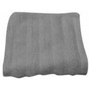 Better Homes and Gardens Extra-Absorbent Textured Towel Collection, Bath Towel, Arctic White