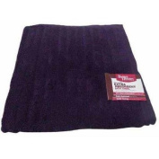 Better Homes and Gardens Extra-Absorbent Textured Towel Collection, Bath Towel, Egg Plant