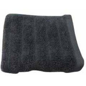 Better Homes and Gardens Extra-Absorbent Textured Towel Collection, Bath Towel, Grey Flannel