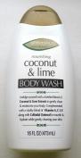 Spa Haus Coconut & Lime Body Wash 470ml
