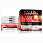 Eveline Laser Precision 60+ Super Lifting SPF 8 Day & Night Cream-Concentrate 50ml