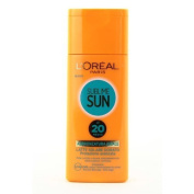 Loreal SUBLIME SUN - GOLDEN BEAUTIFYING MILK ADVANCED SUN PROTECTION- IDEAL TAN LOTION 20 SPF