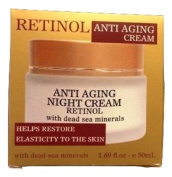 Retinol Anti-Ageing Night Cream - 50ml