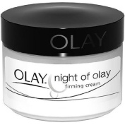 Olay Night Of Olay Firming Facial Moisturiser Cream, 60ml