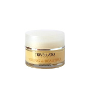 Young & Beautiful- Anti-Ageing Night Face Cream- All Natural Ingredients- Made in Italy