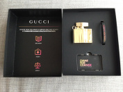 "[Bella Bella Boutique] Guccí Prémiere Women Gift Set 70ml EDP + ""I Chime For Change"" Bracelet"