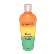 L'core Paris Exotic Hawaiian Souffle (body scrub) - Size 8oz/236ml - Signature soufflé - a luxuriously pampering salt scrub to soften and smooth your skin