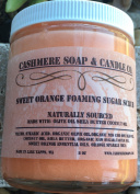 Sweet Orange Sugar Scrub 240ml