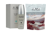 AVANI Skin Renewal Facial Peel + Dead Sea Mineral Mud