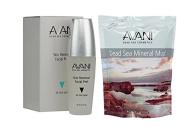 AVANI Skin Renewal Facial Peel + Dead Sea Mineral Mud
