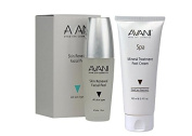 AVANI Skin Renewal Facial Peel + Mineral Treatment Foot Cream