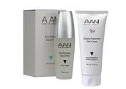 AVANI Skin Renewal Facial Peel + Mineral Treatment Foot Cream