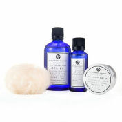 REFINE Organic Rosemary Skin Care Basic Set with Concentrate