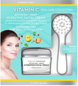 My Beauty Spot's Active Day + Night Hydrating Facial Cream infused with powerful anti-oxidant Vitamin C