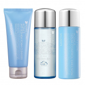 [MIZON] Acence Anti Blemish Foam Cleanser & Derma Clearing Toner & Sebum Control Emulsion
