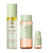 Pixi Glow Tonic 100ml & 15ml and Glow Mist 80ml Bundle