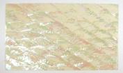 Yuan's Shiny Paint Surface Flexible/Flat Enhanced Black/White/None Base Adhesive Veneer Sheet