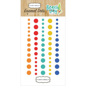 Beach Day Enamel Dots-