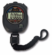 Lucoo® Waterproof Digital LCD Stopwatch Chronograph Timer Counter Sports Alarm