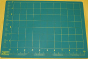 "DSM BRAND - Pro Quality Cutting Mat A4 size 8.75"" x 11.75"" (22cm x 30cm) - Sturdy Self Healing Mat- Perfect Cutting Mat For All Arts & Crafts - Excellent for Quilting, Sewing, Workshop or Any Other Craft or Hobby"
